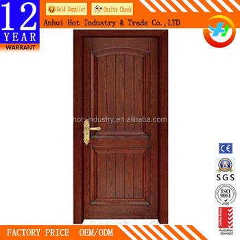 Elegant Latest Design Plywood Soundproof Wooden Single Main Doors For House. Elegant Latest Design Plywood Soundproof Wooden Single Main Doors