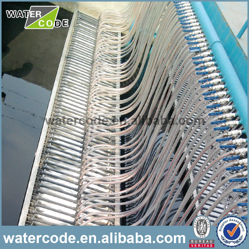 pvdf mbr membrane industry wastewater treatment equipment for aquaculture sewage
