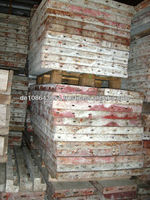 used Paschal Modular /GE Universal Formwork, second hand Paschal RASTER formwork, Concrete Wall Steel Formwork