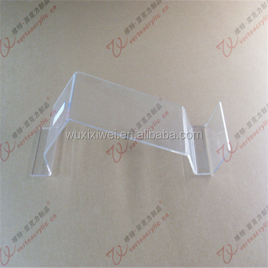 Mobile Acrylic Display Holder Cell Phone Retail Store Support Exhibition Stand