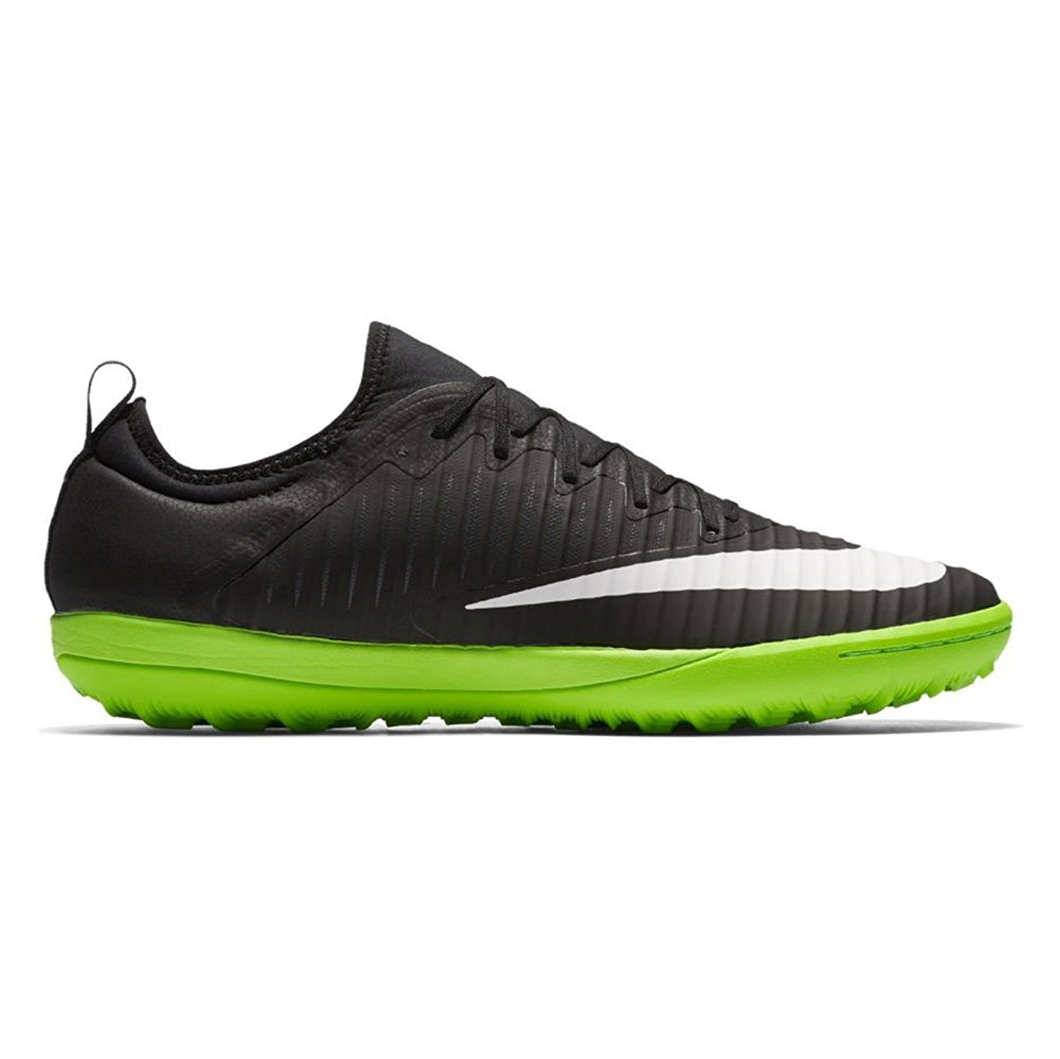 7a1c7fa4d Get Quotations · Nike Men's MercurialX Finale TF Turf Soccer Shoe (Sz. 8.5)  Electric Green,