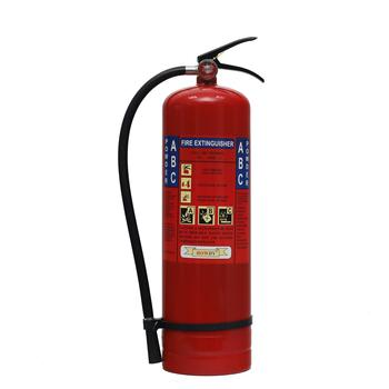 Competitive price in Chinese factory economical 9kg abc msds dry powder fire extinguisher