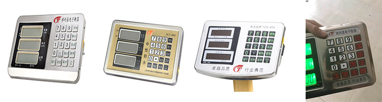waterproof stainless steel electronic scales balance weighing indicator