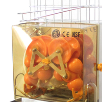 electric citrus juicer /commercial automatic stainless steel orange juice making machine for sale
