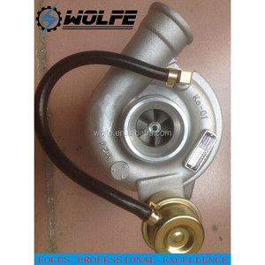 GT2256S 320/06047 762931-0001 Turbocharger for JCB Backhoe Loader Various Dieselmax turbo parts