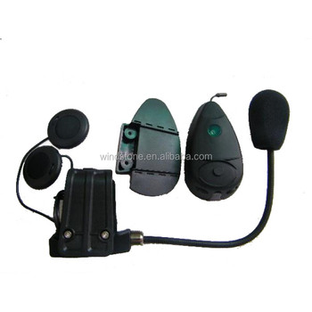 500m intercom helmet bluetooth headset with FM for motorcycle or bike