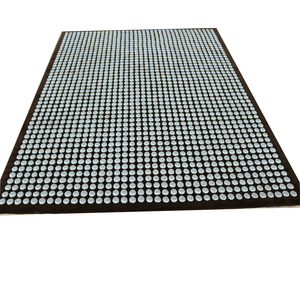 White Dot Hand Tufted 3D Carpet Room Rug Carpets