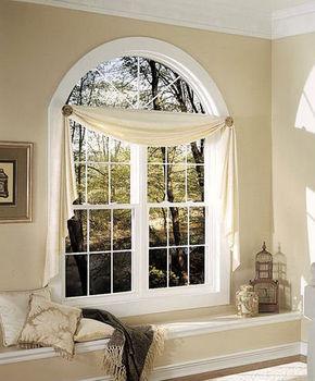 Prezzo di fabbrica finestre ad arco finestra battente in - Finestre ad arco prezzi ...