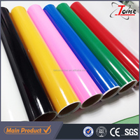 Guangzhou factory supply Color Cut Vinyl for cutting plotter