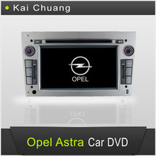 6.2inch Opel Astra DVD GPS Radio with Bluetooth Ipod USB SD