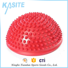 Body Fitness Half Round Yoga Foot Massage Spiky Massage Ball