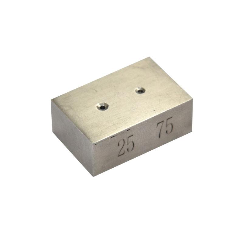 YUSHI Rockwell Hardness Standard Test Block 60-70HRC