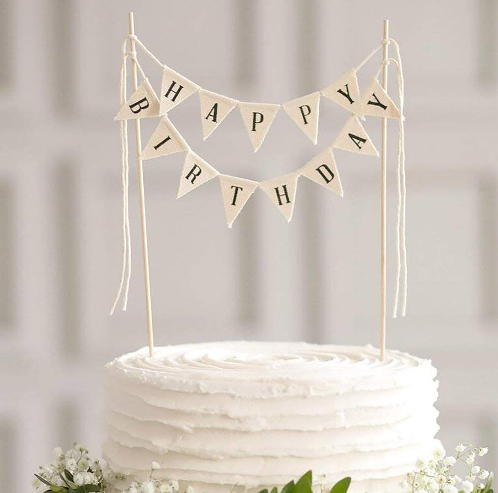 Get Quotations LIMITLESS Happy Birthday Cake Topper Banner