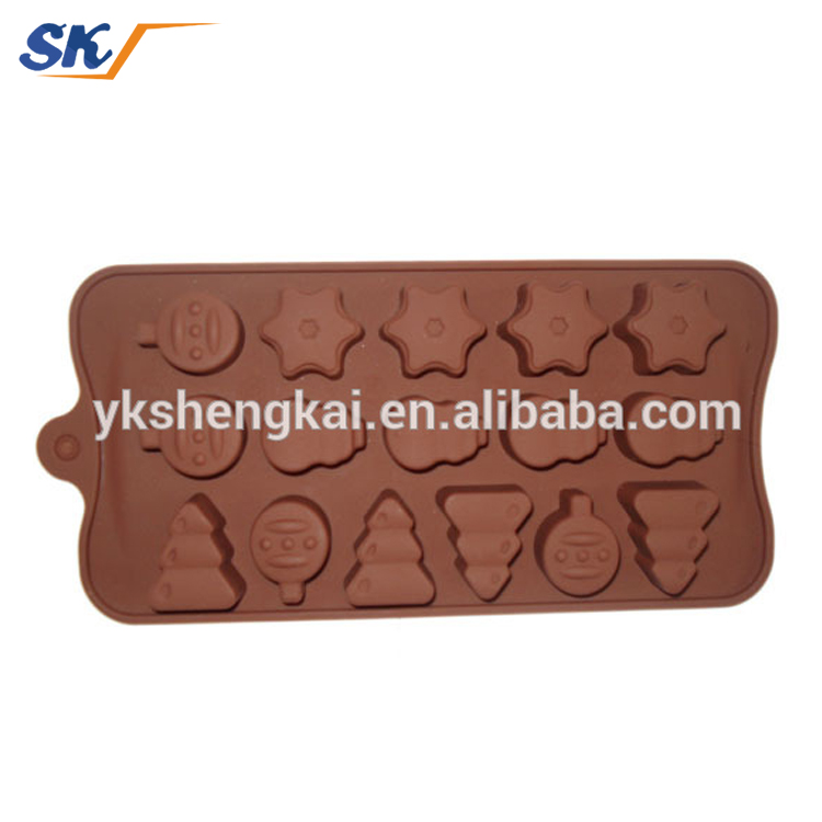 Top quality silicone chocolate molds silicone molds for mircrow
