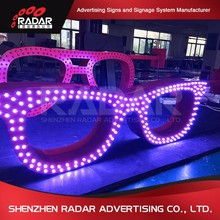 Creative Design led message signs for Advertising Light Boxes