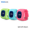 Wonlex TOP SELLING!!! GPS GPRS Watch,GPRS Real-Time Positioning analog gps watch for Children