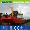 Julong hot selling multifuctional tug boat/work ship/transportation vessal or sale