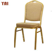 Furniture factory wedding event rental price steel banquet chair cheap
