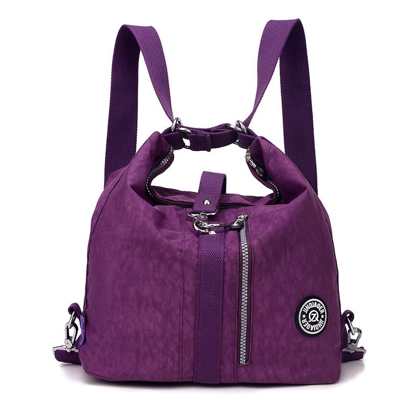 New 2017 Fashion Women Bag Messenger Double Shoulder Bags Designer Handbags High Quality Nylon Female Handbag Bolsas Sac A Main Deal Of The Day