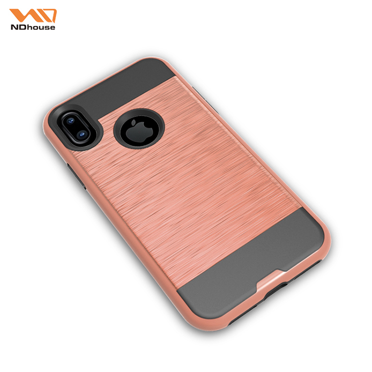 2017 slim tpu pc brushed case for iphone 8,bumper for iphone 8case