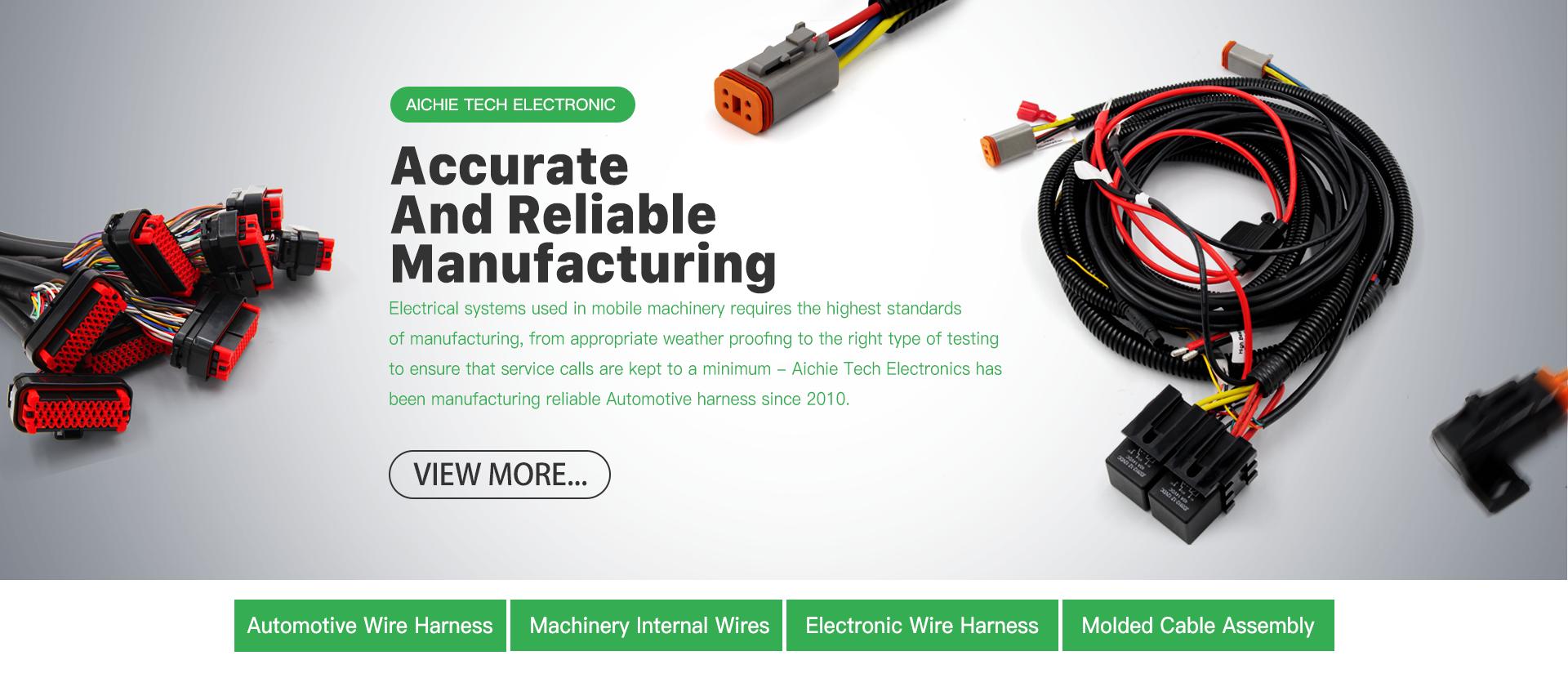 Aichie Tech Electronics Co., Ltd. - Automotive Wire ... on