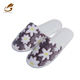 Customized velour slipper nurse doctor eva sole shoe anti slip slippers