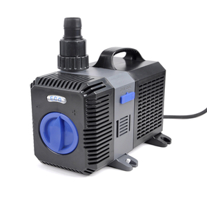 fountain pumps with lights/ frequency conversion electric pond pump/ garden decoration water pump
