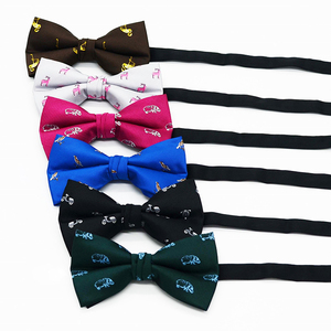 Hot sale chinese classical black velvet bowtie for men,adult silk tie sets,fashion bowties for garment