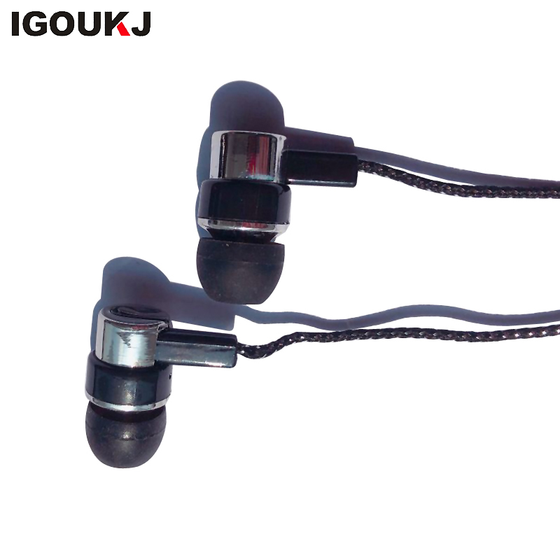 Handfree 3.5mm headphone for Android for samsung s8 s9 s10 MIC headset for iphone 6 wired earphone for PC