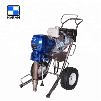 Wall spray paint machine, painting machine for wall