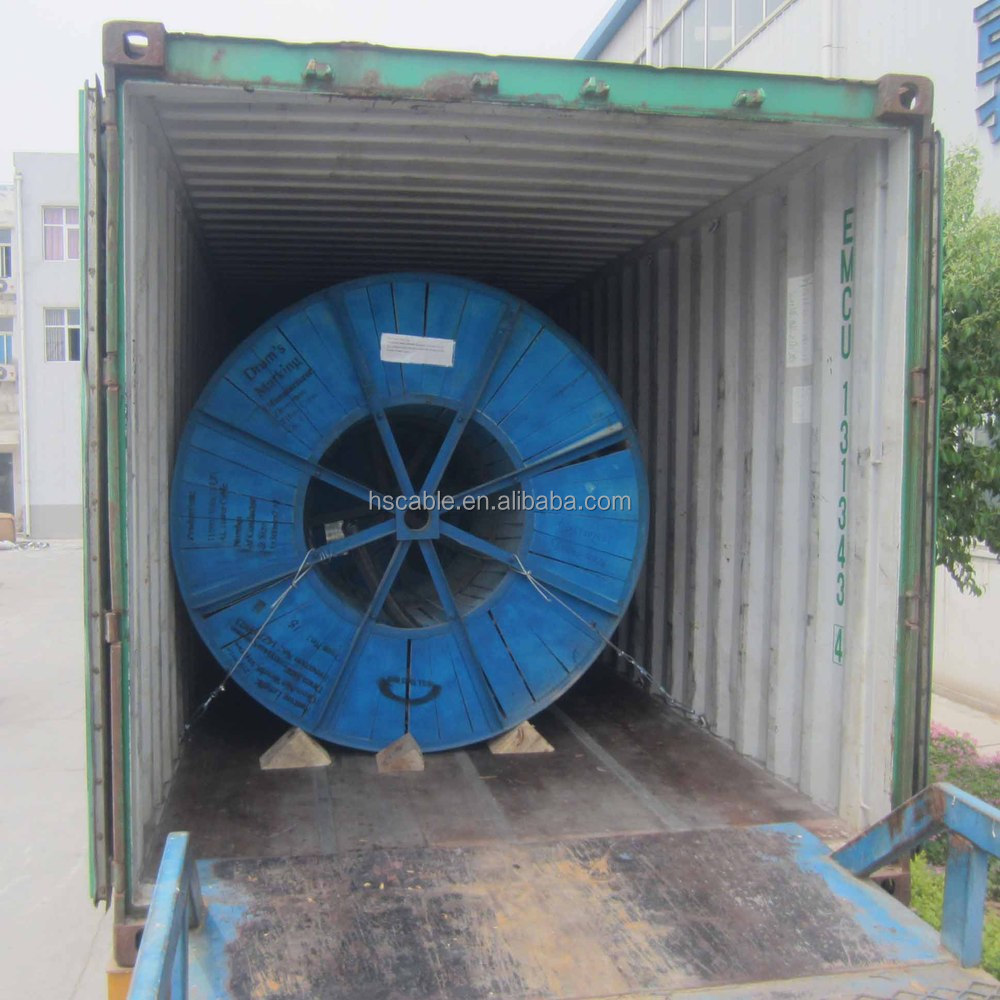 15KV 25KV 35KV Covered Conductor Aerial Spacer Cable Tree Wire