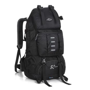 b779aebd43f High Quality Big Backpack Bag Trendy Travelling Waterproof Multifunction  Outdoor Hiking Backpack