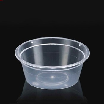 Round Plastic Food Container Hot Box