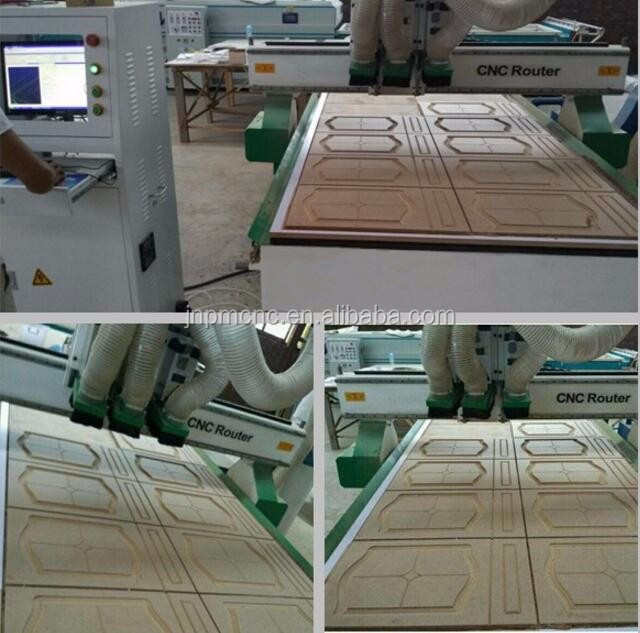 woodworking machinery/ cnc wood carver for cabinet,kitchen,banthroom cabinet making PM 1325