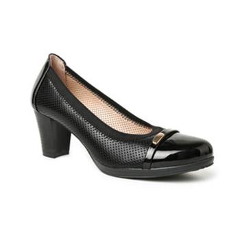 0d9416917d2 Sexy de plataforma tacones para fiesta de 5 cm de tacón alto zapatos tacones  de plataforma