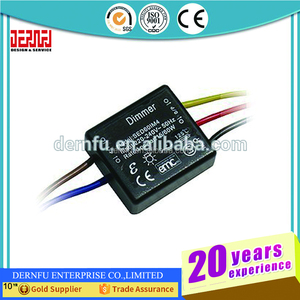 European Version Electronic Dimmer Electronic Light Dimmer For Smd Rgb Led Panel