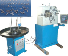 quality assured Mechanical Spring Coiling Machine Made in China