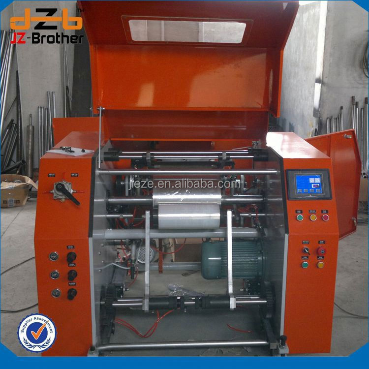 Thread Rewinding Machine