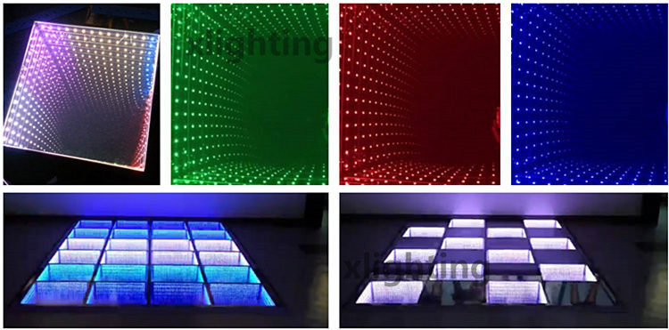 Wifi Mobile Phone/ / Remote Control Dj Lighting 3d Tunnel Effect ...