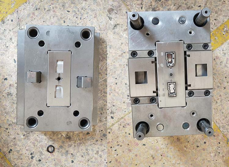 Auto parts mold design and manufacturing injection mold production