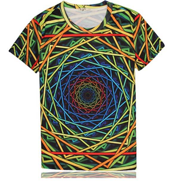 Get Quotations · Hight Quality 2015 Summer Tops Tie dye T shirt Womens  Brand Top Hip Hop Hipster shirts b3f40aa066c