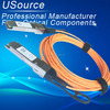 40G OM3 Active Optical Cable Cisco cimpatible QSFP+ to QSFP+ AOC