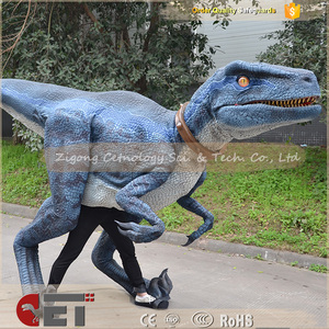 Hallow day of dead the festival parade attractions for fun lifesize gigante walking dinosaur costumes