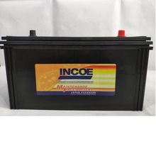 INCOE batterie N100AH <span class=keywords><strong>MF</strong></span> auto batterie afrika Benin