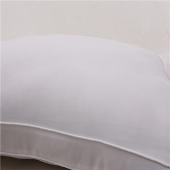 Wholesale hot sale so soft colorful piping gusset 3 chamber pillows