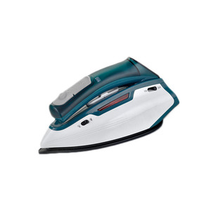 Single-voltage ceramic HJ-1000 travel portable press mini steam iron