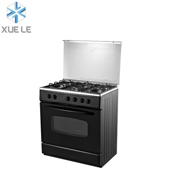 5 Burners Freestanding Gas Stove Cooking Range Gas Oven