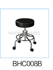 BHC001D शानदार चिकित्सा साथ Reclining परिचर अस्पताल के बिस्तर कुर्सी