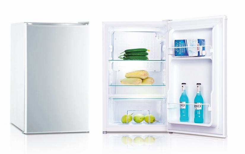 72L Hotel Office Used Table Top Single Door Mini Fridge No Freezer Defrost  Small Compact Refrigerator