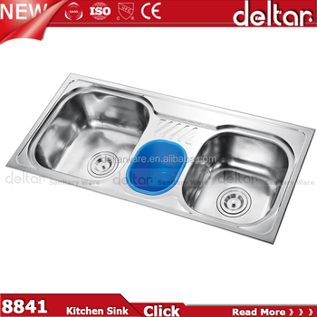 Double Bowl Stainless Steel Kitchen Sink.Functional Kitchen Sink Sri Lanka Double Bowl Stainless Steel Kitchen Sink With Dustbin Buy Kitchen Sink With Dustbin Sri Lanka Double Bowl